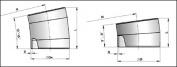 Тройник равнопроходной ТУ 51-467-89